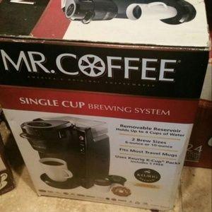 Coffee maker Single serve coffee brewer